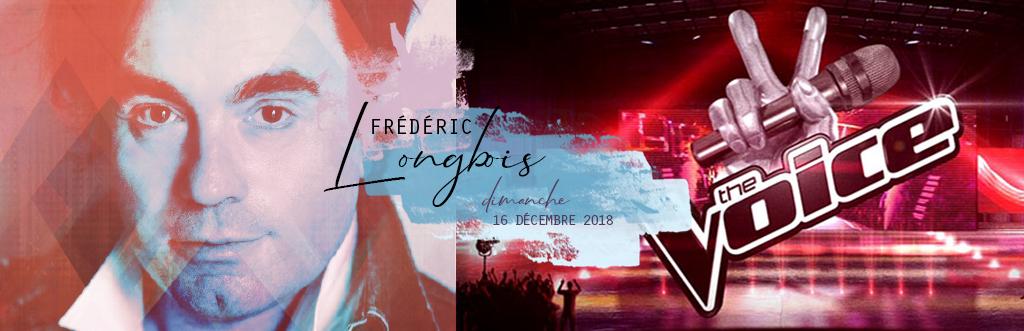 slide du spectacle Frédéric Longbois