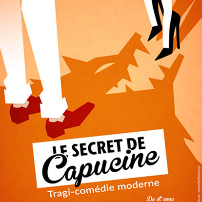 image du spectacle le secret de Capucine