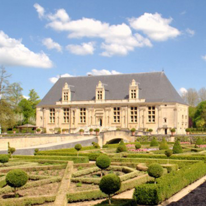 Photo du château de joinville